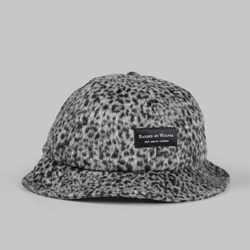 Raised By Wolves Nanimo Bell Hat Grey Leopard