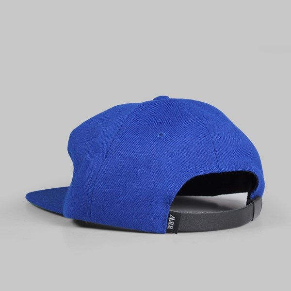 Raised By Wolves Royals Polo Cap Royal