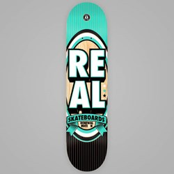 Real PP Deck Renewal Stacked MD Green/Black 7.75 IN