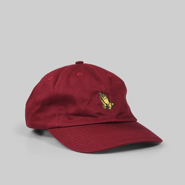 SANTA CRUZ JJ PRAY FOR ME DAD CAP PORT