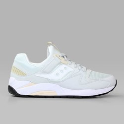 SAUCONY GRID 9000 LIGHT GREY