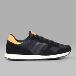 SAUCONY ORIGINALS DXN TRAINER BLACK