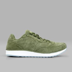 SAUCONY ORIGINALS FREEDOM RUNNER OLIVE