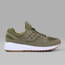 SAUCONY ORIGINALS GRID 8500 OLIVE