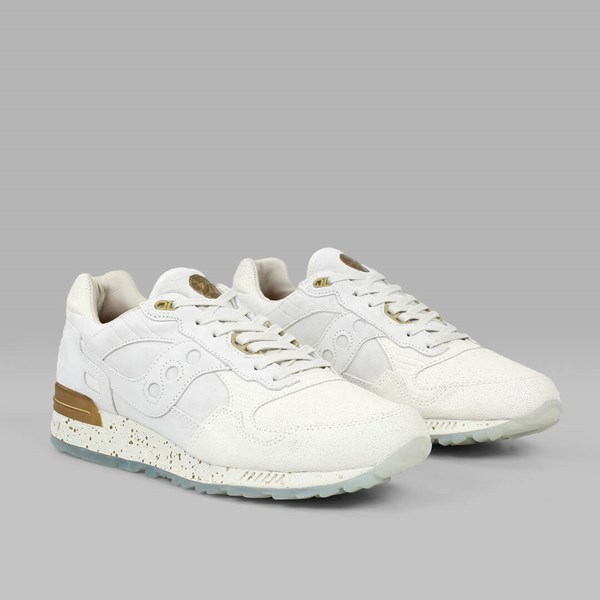 SAUCONY ORIGINALS SHADOW 5000 'CHOCOLATE PACK' WHITE