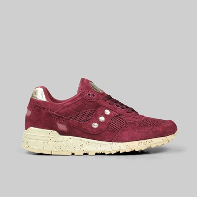 SAUCONY ORIGINALS SHADOW 5000 'SELECT' MAROON GOLD
