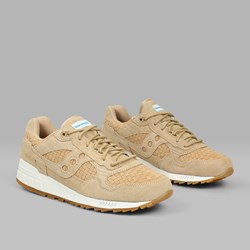SAUCONY ORIGINALS SHADOW 5000 'WEAVE PACK' TAN