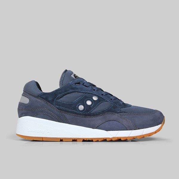 SAUCONY ORIGINALS SHADOW 6000 'MACHINE PACK' CROW SHADOW