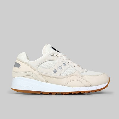 SAUCONY ORIGINALS SHADOW 6000 'MACHINE PACK' TAN EGGNOG