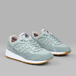 SAUCONY ORIGINALS SHADOW 6000 PREMIUM AQUA GREY