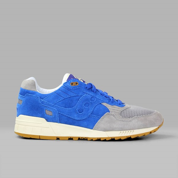 SAUCONY ORIGINALS X BODEGA SHADOW 5000 BLUE GREY