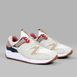 SAUCONY SELECT GRID 9000 'LIBERTY' PACK LIGHT TAN