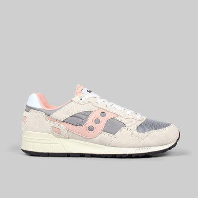 SAUCONY SHADOW 5000 VINTAGE OFF WHITE GREY PINK