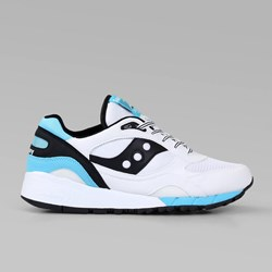 SAUCONY SHADOW 6000 WHITE BLUE  'TOOTHPASTE' PACK
