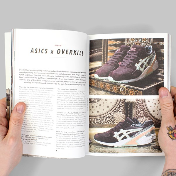 SNEAKER FREAKER MAGAZINE ISSUE 33