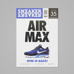 SNEAKER FREAKER MAGAZINE ISSUE 35