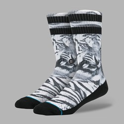 STANCE SNOWCAT SOCKS BLACK