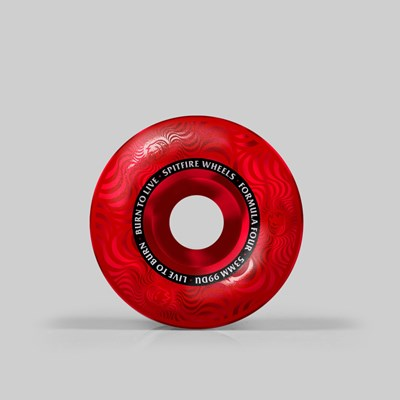SPITFIRE WHEELS FORMULA FOUR MULTISWIRL 53MM