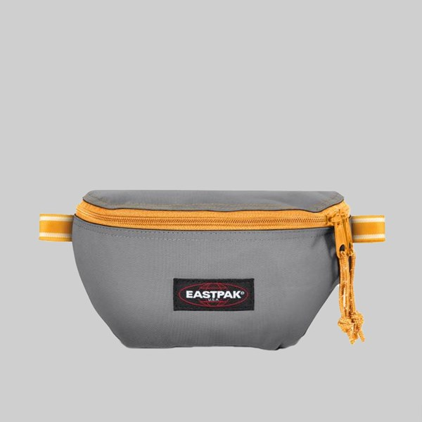 EASTPAK SPRINGER BAG BLACKOUT CONCRETE