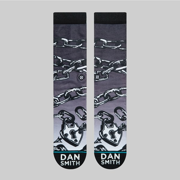 STANCE SOCKS X DAN SMITH TATTOO SERIES GREY