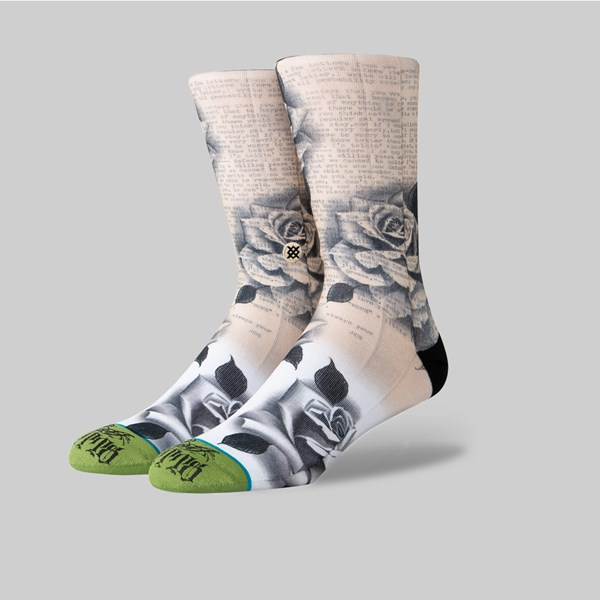 STANCE SOCKS X BJ BETTS TATTOO SERIES GREEN