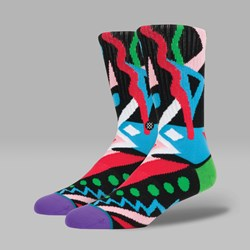 STANCE ANTHEM LEGENDS NEW JACK SOCKS MULTI