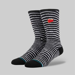 STANCE SOCKS X DAVID BOWIE ' BLACK STAR' BLACK