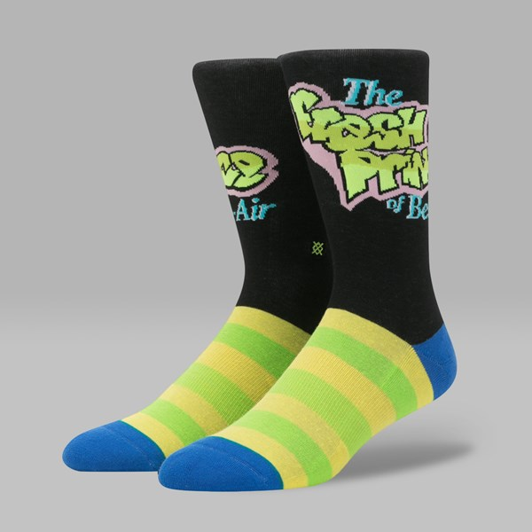 STANCE ANTHEM LEGENDS 'THE FRESH PRINCE' SOCKS