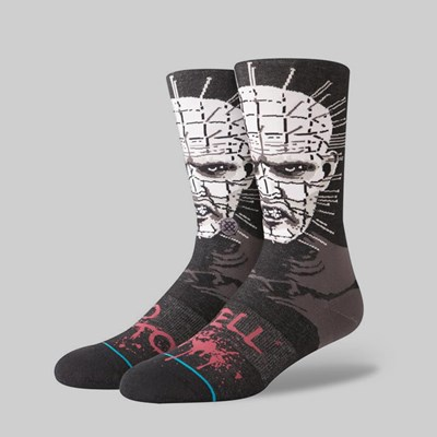STANCE X LEGENDS OF HORROR 'HELLRAISER' SOCK BLACK