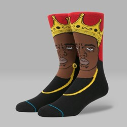STANCE ANTHEM LEGENDS 'NOTORIOUS B.I.G' SOCKS