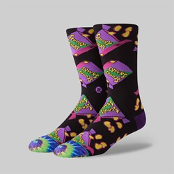STANCE SOCKS X SCOOBY DOO 'SCOOBY SNACKS' BLACK