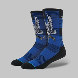 STANCE SKATE LEGEND CARDIEL 2 SOCKS BLUE