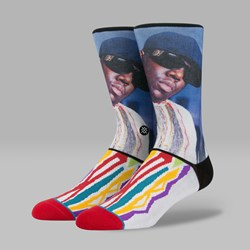 STANCE ANTHEM LEGENDS 'THE ILLEST' SOCKS MULTI