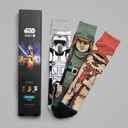 STANCE X STAR WARS RETURN OF THE JEDI 3 PACK BOX SET