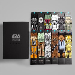 STANCE X STAR WARS THE FORCE 12 PACK BOX SET