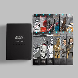 STANCE X STAR WARS THE LAST JEDI COLLECTION BOX SOCKS