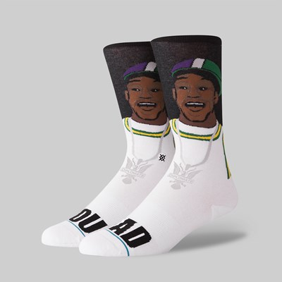 STANCE SOCKS X CAM'RON 'YOU MAD?' BLACK