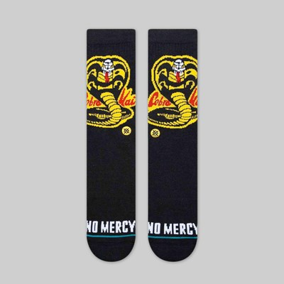 STANCE X THE KARATE KID 'COBRA KAI' BLACK