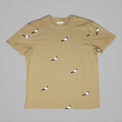 STAPLE PIGEON ALL OVER PIGEON T-SHIRT OLIVE