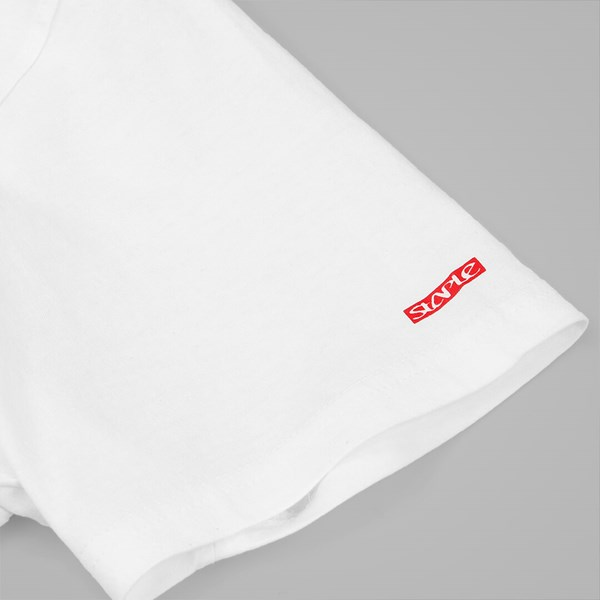 STAPLE PIGEON WORLD PIGEON T-SHIRT WHITE
