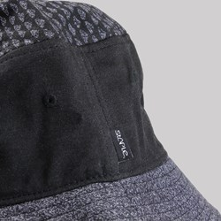 STAPLE SHADOW BUCKET HAT GREY