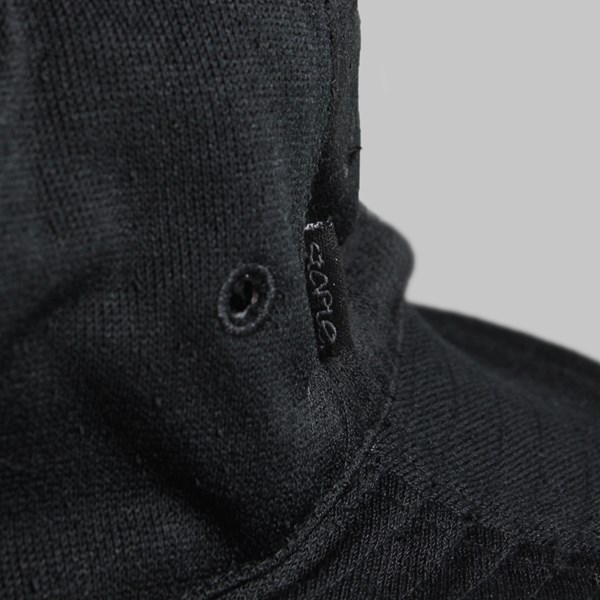 STAPLE STEALTH REVERSE BUCKET HAT BLACK