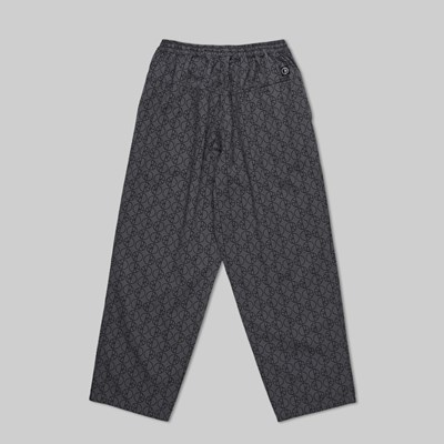 POLAR SKATE CO. STROKE LOGO SURF PANTS GRAPHITE