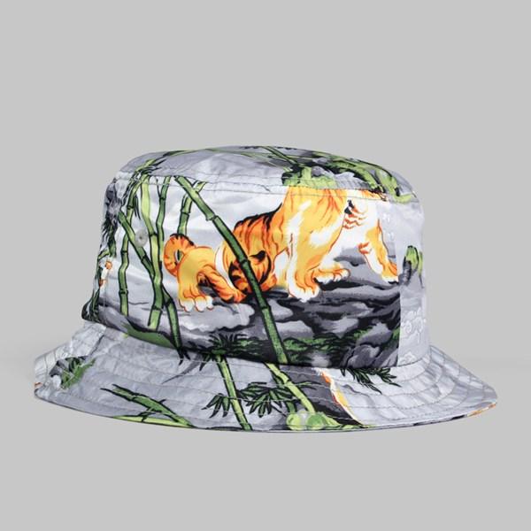 5472b6317 STUSSY CHINESE BUCKET HAT GREY   Stussy Caps