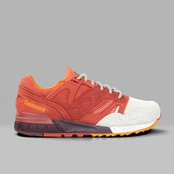 Saucony Originals Pumpkin Spice Grid SD Select