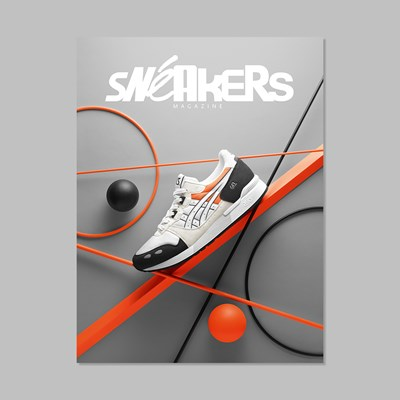 Sneakers Magazine Issue 35