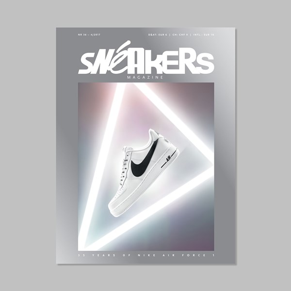 Sneakers Magazine Issue 36