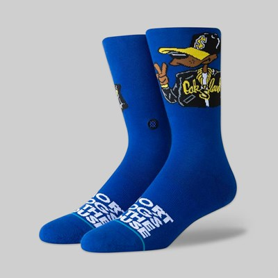 STANCE SOCKS X TOO SHORT 'SHORT DOG' BLUE