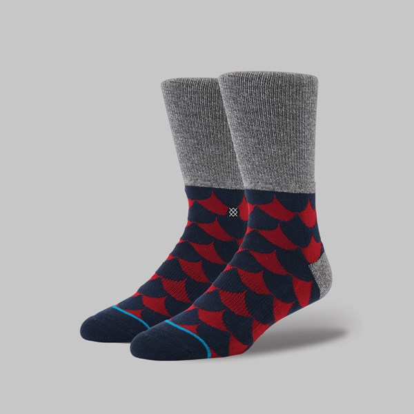 Stance Sailor Socks Grey