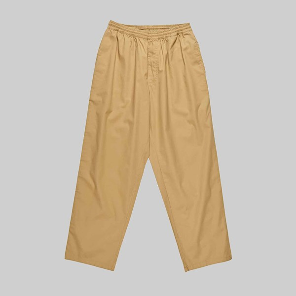 POLAR SKATE CO. SURF PANTS KHAKI